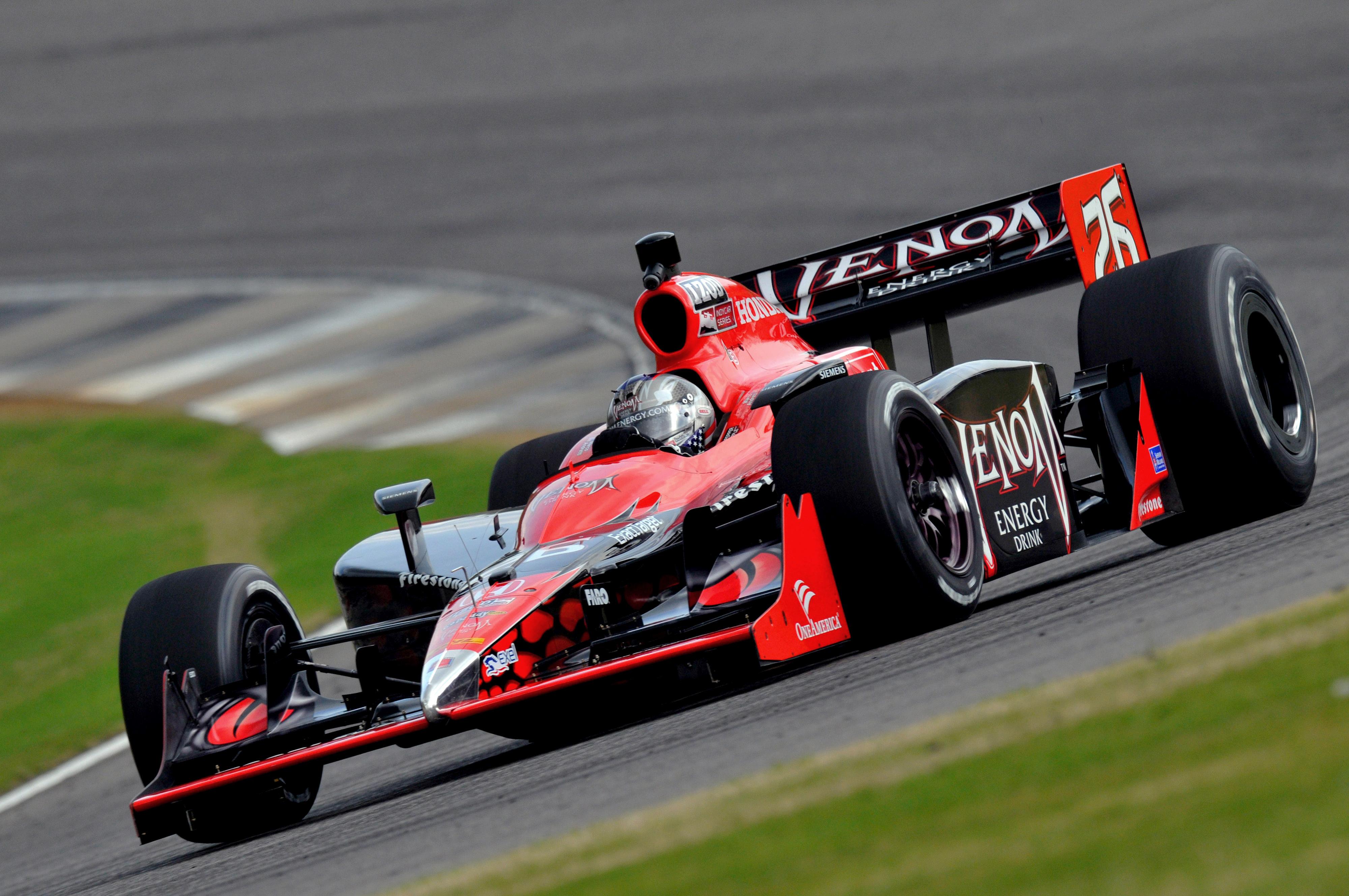2011 IndyCar, Barber