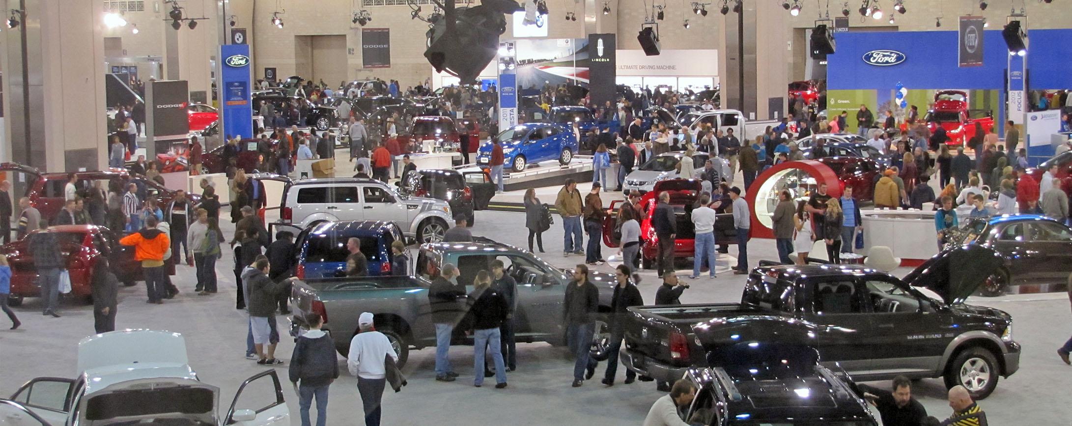Motorheads Unite Motorsports Show Philadelphia Auto Show - When is the philadelphia car show