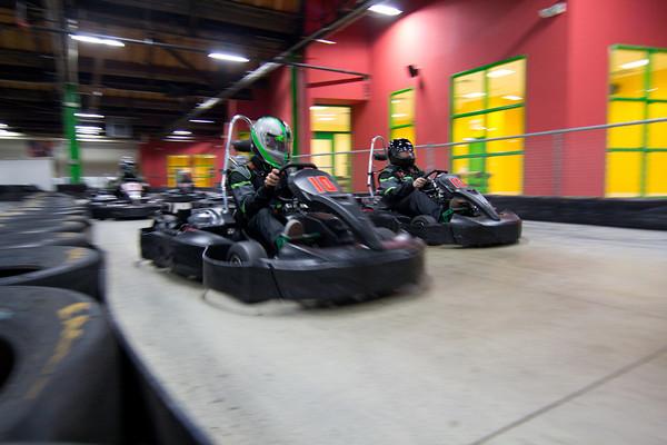 Gas V S Electric Go Karts