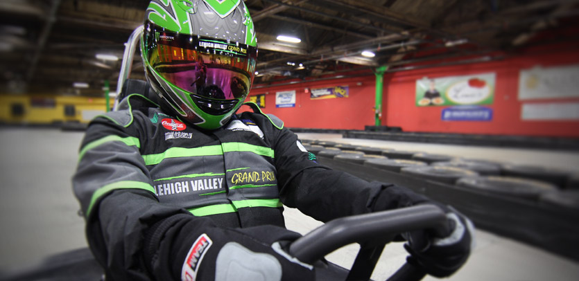 Go Kart Pricing and Specials at Lehigh Valley Grand Prix