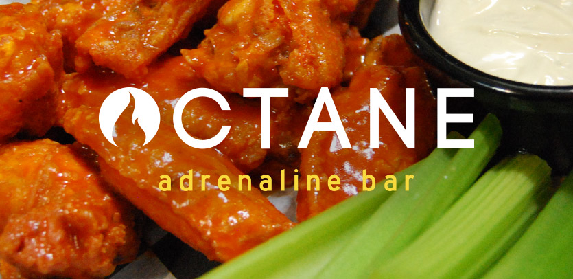 Eat at the Octane Adrenaline Bar in Lehigh Valley Grand Prix
