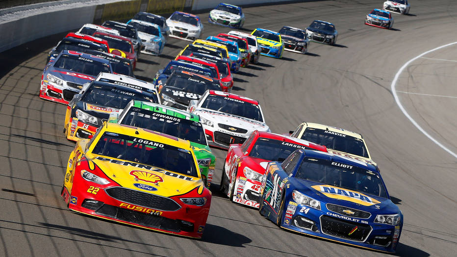What does NASCAR stand for