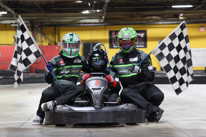 Go Karting Around the World