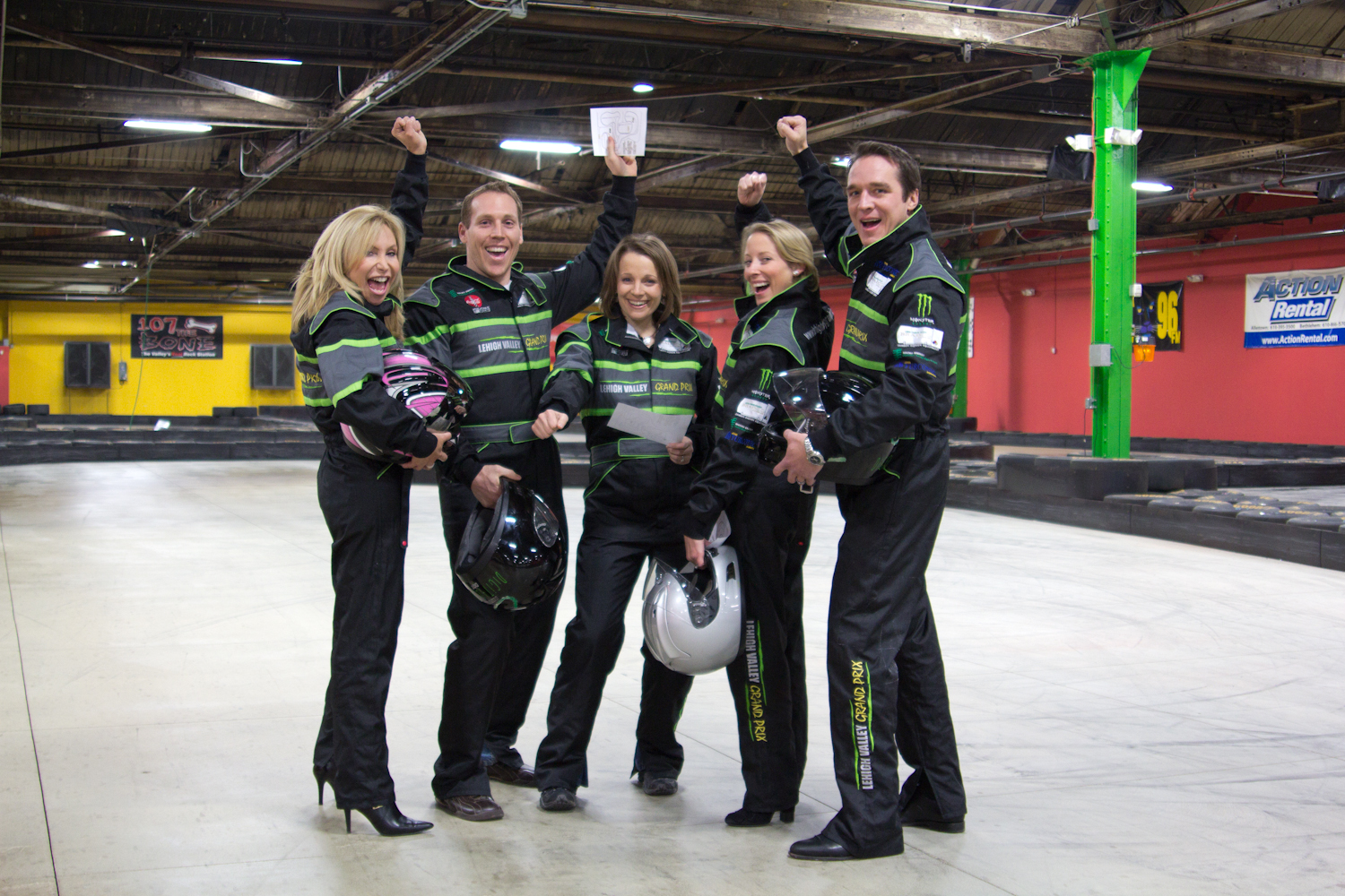 Indoor Corporate Team Building Activities Lehigh Valley Grand Prix