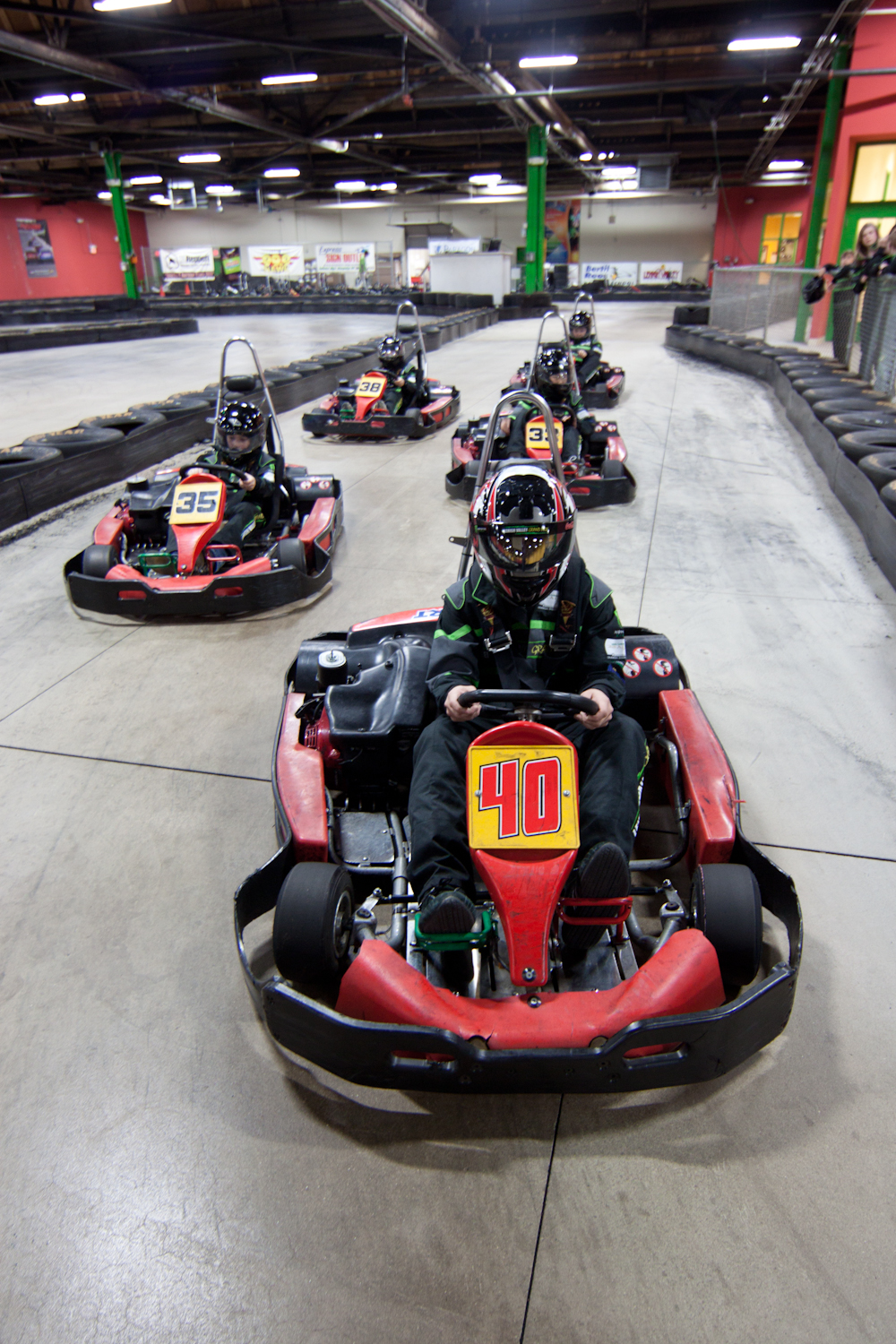 Go-Kart Speed Basics- Maximum Speed and Safety Tips - Lehigh