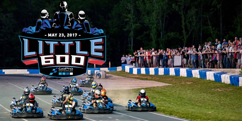 Little 600 Race of the Year Event based right outside of Charlotte Motor Speedway in Mooresville, NC